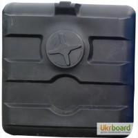 Емкости для летнего душа, пластиковый бак для воды 160 литров