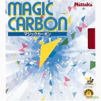 Накладка для тенісної ракетки Nittaku Magic Carbon