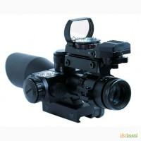 3 в 1 Vector Optic 2.5-10х40 Тактический прицел