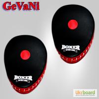 Лапы боксёрские BOXER гнутые