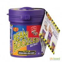 Конфеты бобы Bean Boozled Бин Бузлд Jelly Belly в баночке-диспенсере