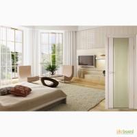 Межкомнатные двери белые эмаль