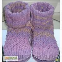 Свяжу на заказ эксклюзивные, теплые носки