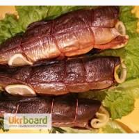 Рыба горячего и холодного копчения, раки, крабы и морепродукты от производителя