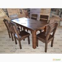 Кухонный набор деревянный (массив сосны) / Сс-1