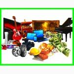 Кредит под ВСЁ! Кредит под залог шубы, оборудования, техники, дисков, шин, кирпичей