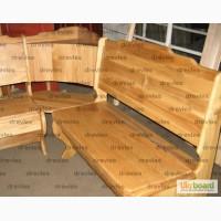 Кухонный уголок деревянный