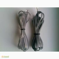 Телефонный шнур с разъёмами 6Р2С