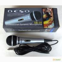 Микрофон профессиональный DESO GS-35