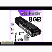 VM85 8гб 8gB цифровой диктофон мини mp3-плеер активация голосом MP3 USB c 2ААА