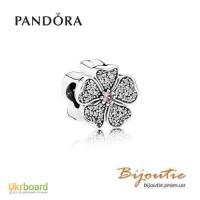 Оригинал PANDORA шарм цветение яблони 791831NBP