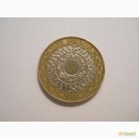 Великобритания-2 фунта (2007)