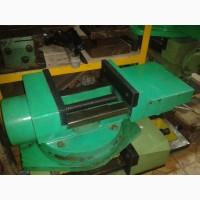Продам тиски станочные поворотные 250мм пневмо-механические