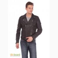 Распродажа -8500! Кожаная куртка Bomboogie
