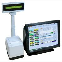 Продам электронный контрольно-кассовый аппарат для АЗС TT POS.25