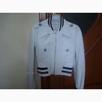 Кожаная куртка итальянской фирмы Rossodisera