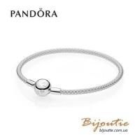Pandora браслет 596543 серебро 925 Пандора оригинал