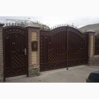 Кованые изделия, ворота, калитки, заборы