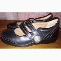 Кожаные туфли Hotter, Англия, 37р