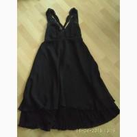 Платье летнее чёрное