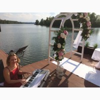 Пианистка фортепиано у Вас на празднике