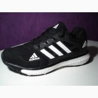Кроссовки мужские Adidas ( чёрные )