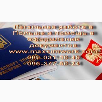 Легальная и официальная работа в Польше, Чехи
