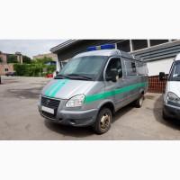 Продам ГАЗ 2705 бронированный