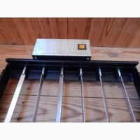 Мангал с электроприводом - Электропривод для шампуров на мангал, Гриль