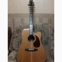 Электро-акустическая гитара Washburn D12/CEN 1993 USA