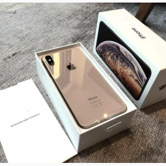 Новый Apple IPhone XS - 64GB - $550 iPhone XS Max 64GB $650