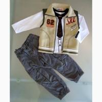 Нарядный праздничный костюм комплект, 96-100см