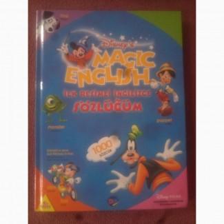 Детская книга Magic English Disney