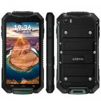 Продам новый противоударный Geotel A1 2 sim, 4, 5 дюйма, 8 Гб, 8 Мп, 4х ядерный, IP67, 3G