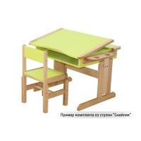 Парта-стол Смайл с пеналом