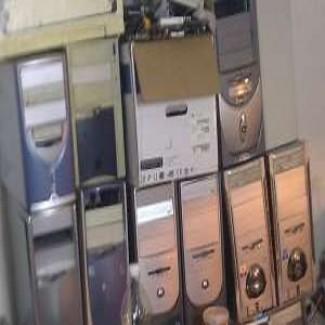 Вывоз старых компьютеров Киев