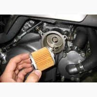 Замена масла на Вашем авто