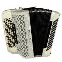 Баян пятирядный Delicia Sonorex 120 басов