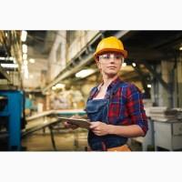 Работа на заводе (Работа по БИОМЕТРИИ)