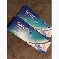 Продам ежедневные контактные линзы Dailies AquaComfort Plus -2, 75 35 шт