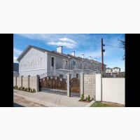 Таунхаус 120м. в Червоном Хуторе, без комиссии, дом по цене квартиры