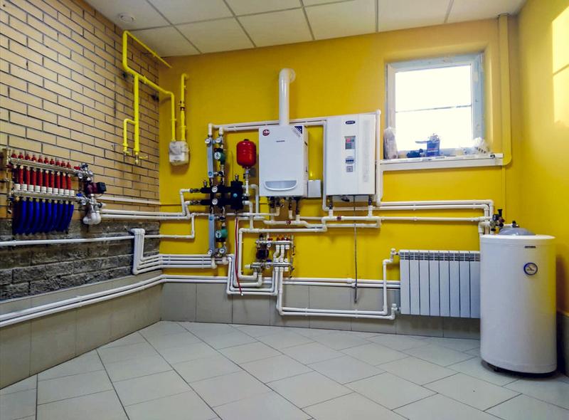газовые системы отопления картинки повелось