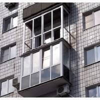 Французский балкон/французские окна