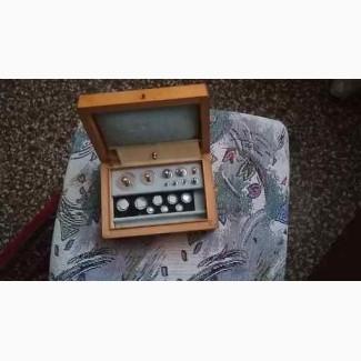Продам набор гирь ГА-210 и МГА-1100
