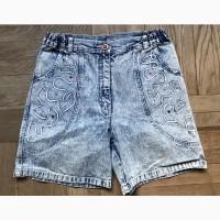 Шорты джинсовые молодежные Young Canda, Германия, р.170/42/S