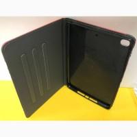 Чехол для iPad 2, iPad 3(New), iPad 4, Тачки молния маквин МАККУИН из эко-кожи Книжка
