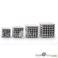 Магнитный конструктор Неокуб 216+10 шариков