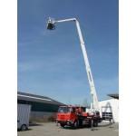 Аренда автовышки Scania 28 метров