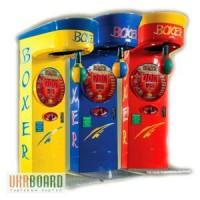 Автомат силомер боксер для измерения силы удара Boxer