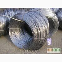 Проволка стальная ВР-1 д 4,5 мм. Проволока вязальний 0.8,1,1,2,2,3,4,5,6 мм